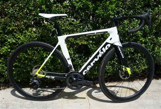 Cervelo S3 Shimano Di2 8050 Ultegra 54cmEagle Carbon wheels 38 38 Road bike