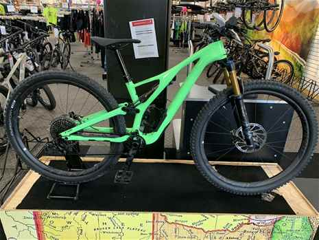 2020 Specialized Stumpjumper S-Works Carbon 29 Size Small